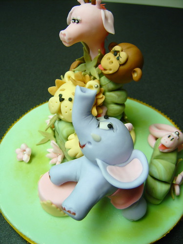 Animal cake topper | by kyla_kae
