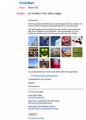 Invite to Sell Pics On Getty via flickr | by libraryman