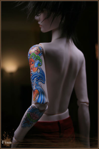 Narin Charisma - tattoo | by Sweetly-Twisted