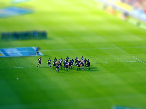 Miniature All Blacks | by pattagon