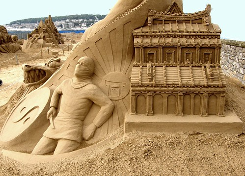 Sand Sculpture Festival | by Grete Howard