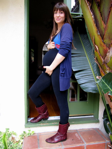 nineteen-weeks pregnant | by girlsgonechild
