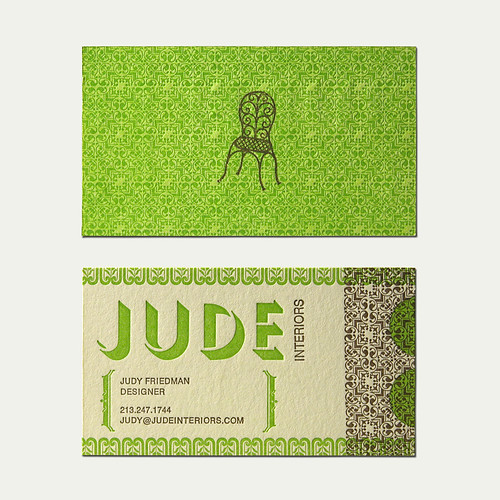 Jude Business Card | by Cranky Pressman