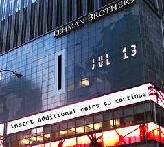 Lehman Brothers Building Photoshopped | by Christopher S. Penn