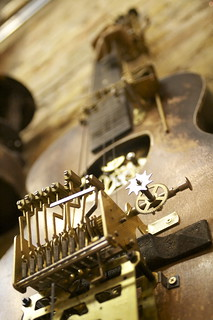 Steampunk guitar | by Shelley N.