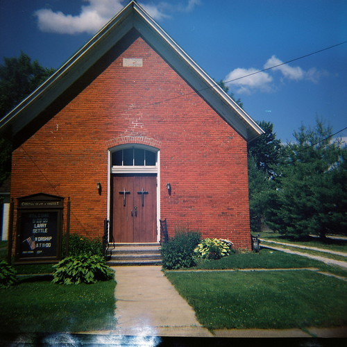 Lomo Church of Christ in Three Oaks, Michigan | by kevin dooley