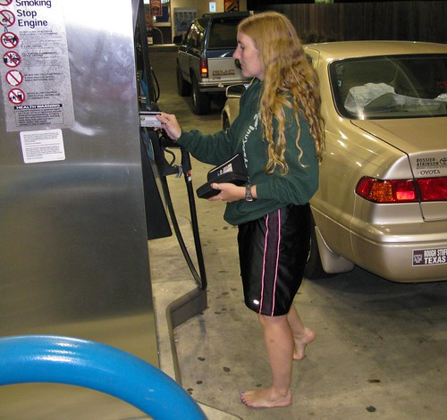 how to get free gas at the pump 2017