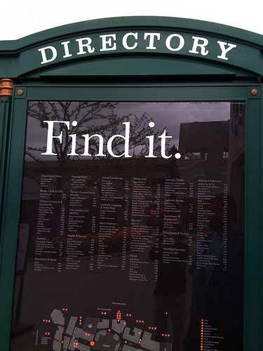 Day 129: Directory is Such a Big Word | by quinn.anya