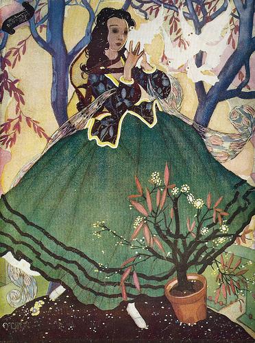 Jorge Barradas, Ilustração (detail), No. 62, July 16 1928 - cover