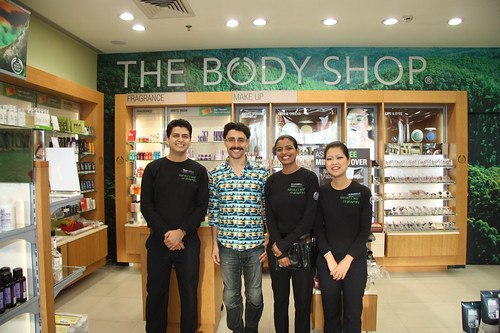 The Body Shop offers body shop moisturizer India, body butter online in india, body mist in India, body shop products in India for dry skin, body shop cream for fairness, men's beauty products, beauty gifts, beauty accessories, fragrances, makeup products and much more at an affordable price.