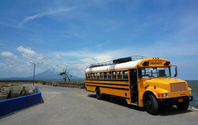 Volcano Bus