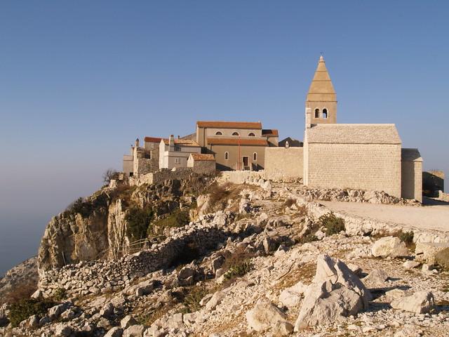 Lubenice, Cres, Croatia