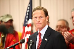 Blumenthal Press Conference - May 18, 2010 | by WNPR - Connecticut Public Radio