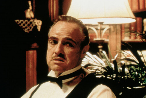 The Godfather - Don Vito Corleone | by davetyla