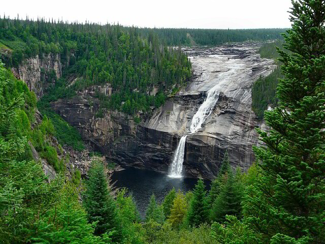Churchill falls, Labrador.