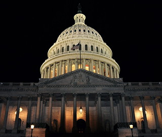 U.S. Capitol Building at Night 2 | by Kevin Burkett