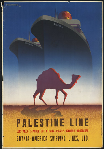 Palestine Line | by Boston Public Library
