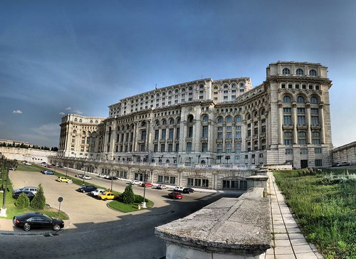 Bucarest - Parlement - 22-05-2009 - 18h17 | by Panoramas