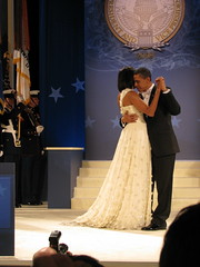 President Barack Obama & First Lady Michelle Obama | by cliff1066™