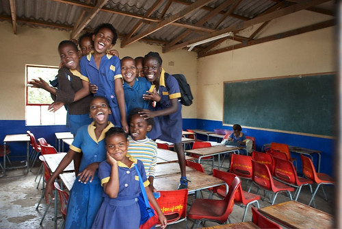 Obanjenie Primary - CommonThreadz Partner School | by Common Threadz