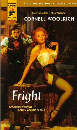 Fright by Cornel Woolrich | by The Woman in the Woods