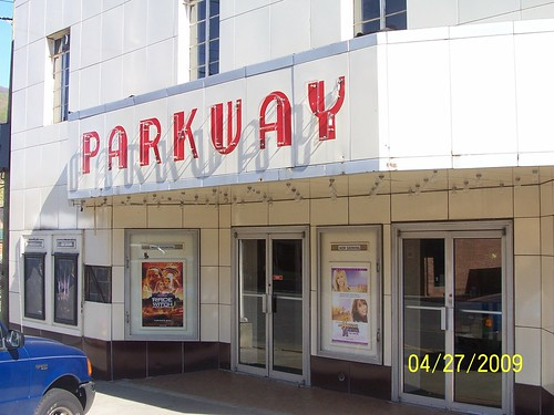 parkway cinema | by cinemadude21