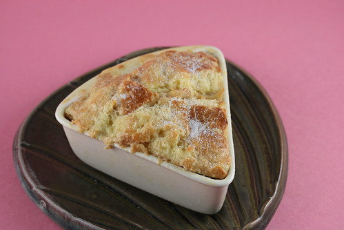 Apple-Apple Bread Pudding - Tuesday with Dorie | by Food Librarian