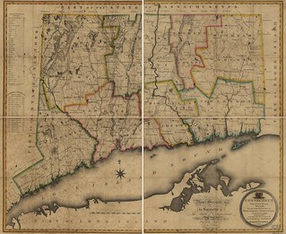 Connecticut, from actual survey | by uconnlibrariesmagic