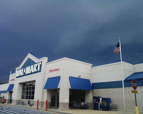 Ominous Walmart | by oamg823
