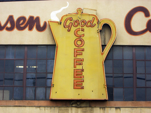 Good Coffee | by Telstar Logistics