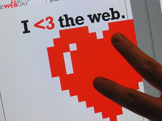 I <3 the web. | by coopcoopbware