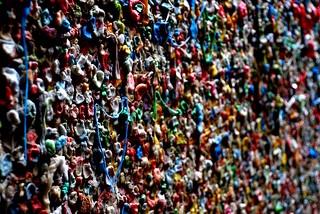 The Gum Wall | by Rachael Reis