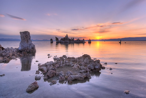 Sunrise on Mono lake | by A Camera Story
