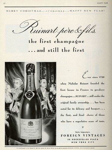 Ruinart Champagne | by Michael Dietsch