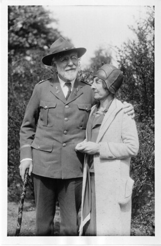 Mary Knapp Strong Clemens (1873-1965) with Joseph Clemens (1862-1936) | by Smithsonian Institution
