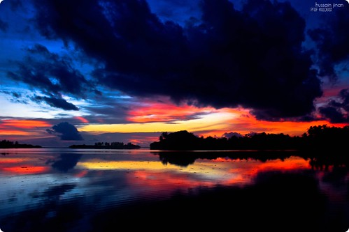 Magical Sunset of Addu atoll | by Prof EuLOGist