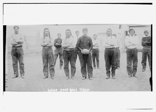 Sioux football team  (LOC) | by The Library of Congress