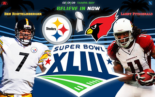 2009 NFL Super Bowl 43 (XLIII) | by RMTip21