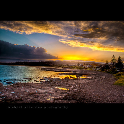 Sun vs Storm HDR | by Michael Speelman