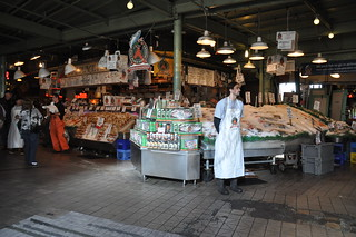 Pike Place Fish Market | by joelaz