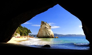 Cathedral Cove, Coromandel, New Zealand (10.000+ views!) | by msdstefan