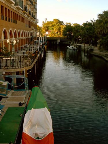 Venice? In America?