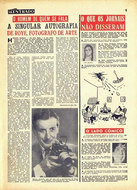Século Ilustrado, No. 935, December 3 1955 - 4