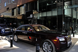 Exhibition of rolls royce in calgary. | by J Rafael Burgos