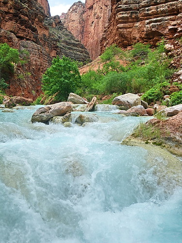 Havasu Creek - Grand Canyon | by Al_HikesAZ