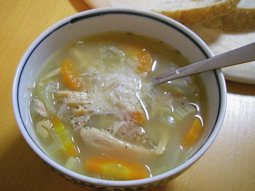 Turkey soup | by Blue Lotus