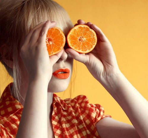 Orange | by Jenni Holma