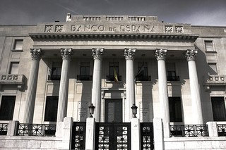 bank of spain | by Two Steps Behind