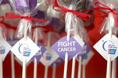 Fight Cancer | by Bakerella