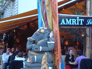 Amrit Indian Restaurant Berlin | by momomomo